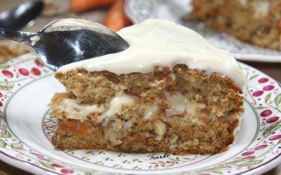 La Famosa Tarta de Zanahoria