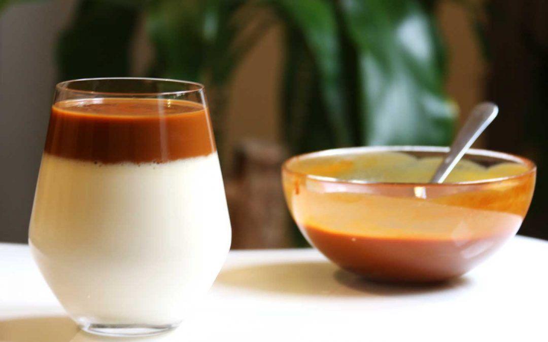 Panna Cotta de Caramelo de Mantequilla Salada