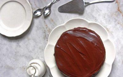 Tarta de la Abuela de Galletas y Chocolate